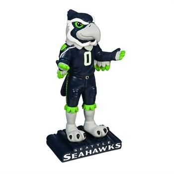 Seattle Seahawks Team Mascot Statue
