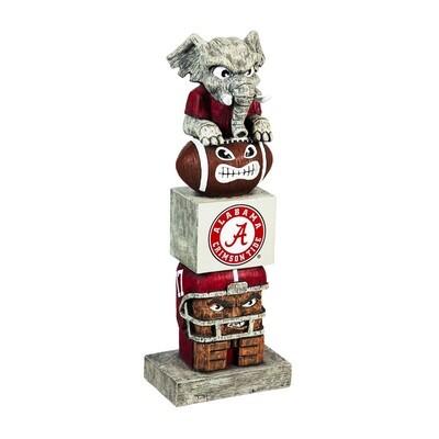 University of Alabama Crimson Tide Garden Statue Spirit Totem