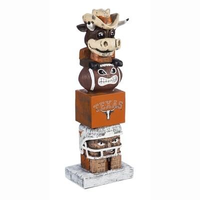 Texas Longhorns NCAA Garden Statue Spirit Totem