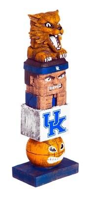 University of Kentucky Wildcats Team Garden Statue Spirit Totem