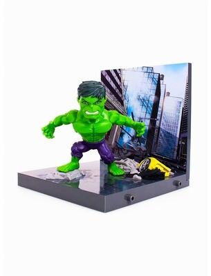 Hulk Avengers Marvel The Loyal Subjects Superama Collector Series Diorama Figure