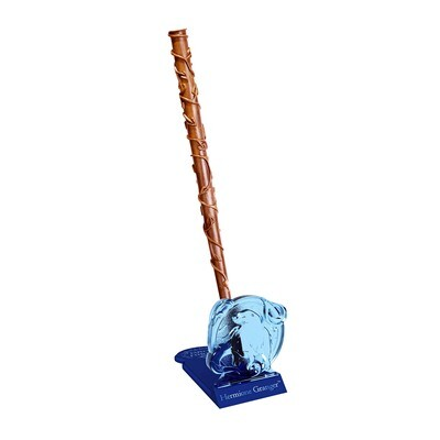 Hermione Granger Harry Potter Wand Replica with Otter Patronus Stand
