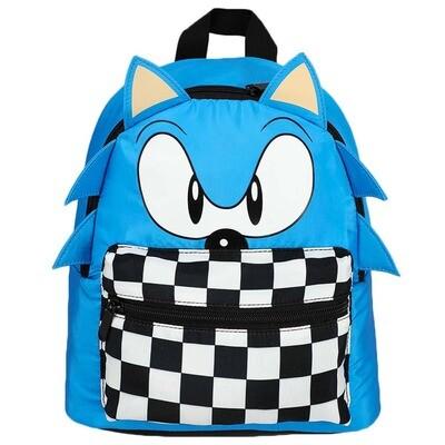 Sonic the Hedgehog Sonic SEGA 3-D Mini-Backpack