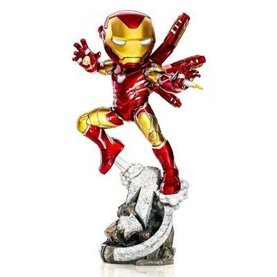 Iron Man Avengers Endgame Marvel Iron Studios MiniCo Figure