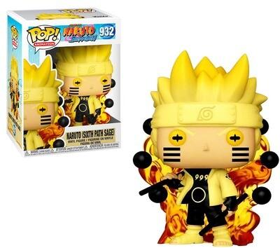 Naruto (Sixth Path Sage) Naruto Shippuden Funko Pop Animation 932