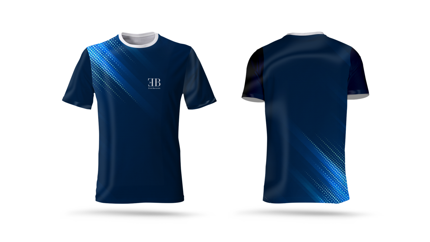 """Electric"" Training T-Shirt"