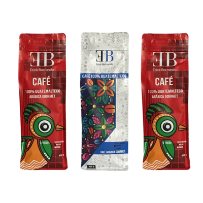 3 Pounds Pack - EB Coffee (Free US Shipping)