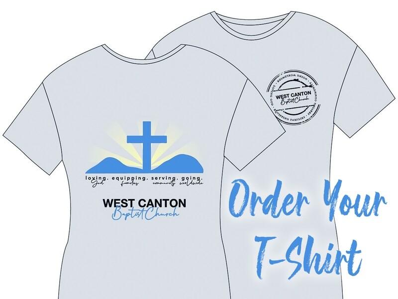 WCBC Tshirt