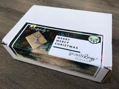 Merry Mercy Christmas Family Kit