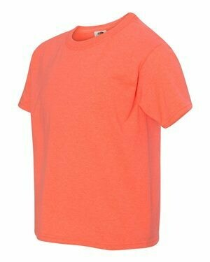 Fruit of the Loom - HD Cotton Youth Short Sleeve T-Shirt