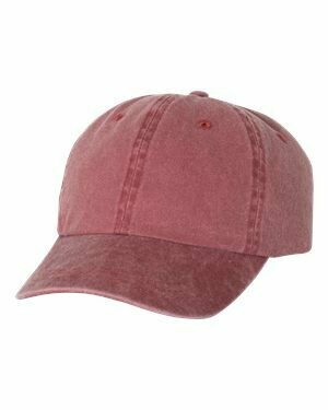 Mega Cap - Pigment-Dyed Twill Cap