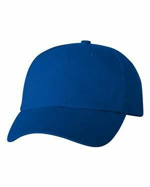 Valucap - Adult Bio-Washed Classic Dad's Cap