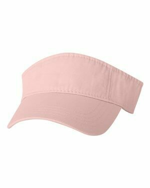 Valucap - Bio-Washed Visor