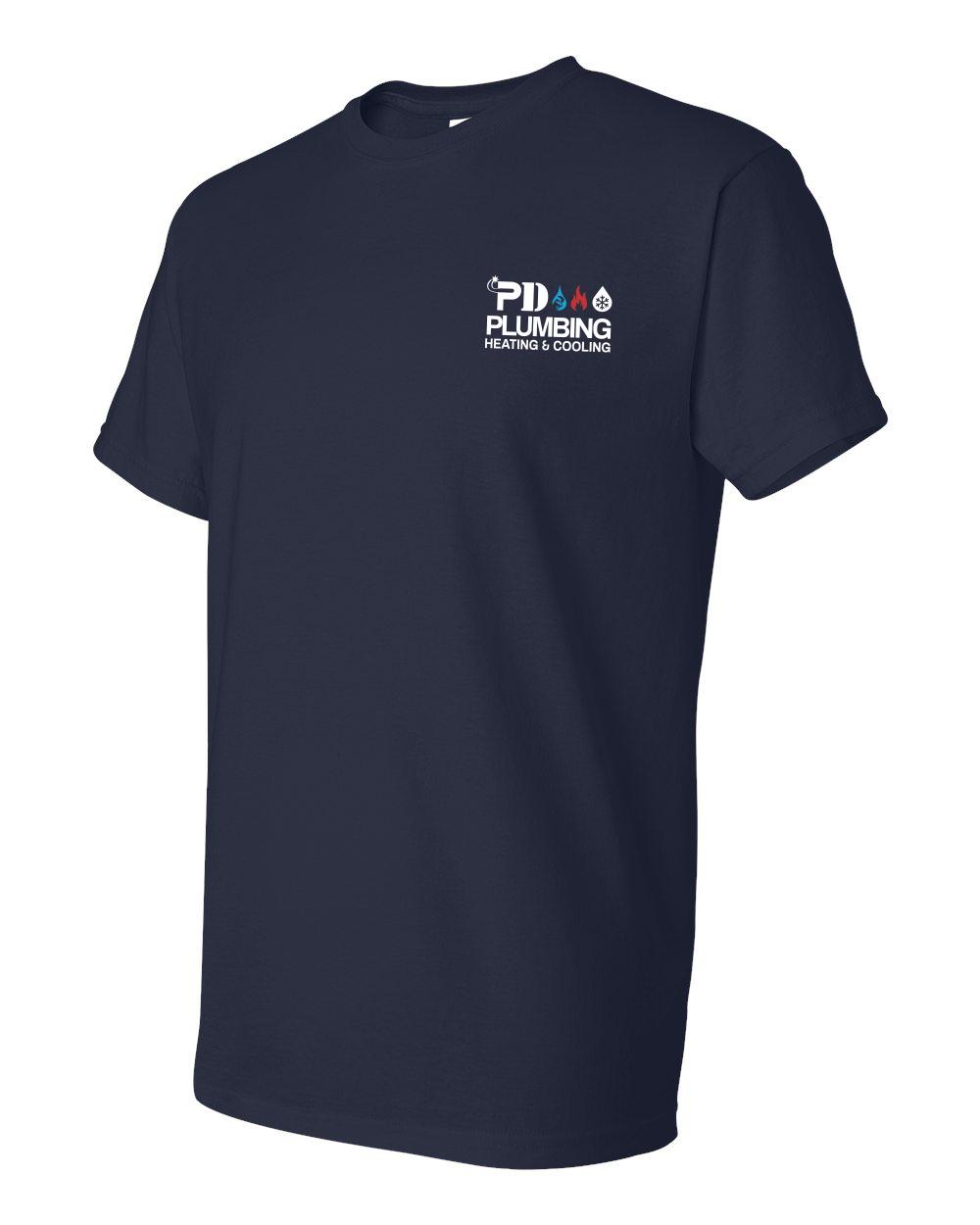 PD Plumbing Gildan - DryBlend® T-Shirt