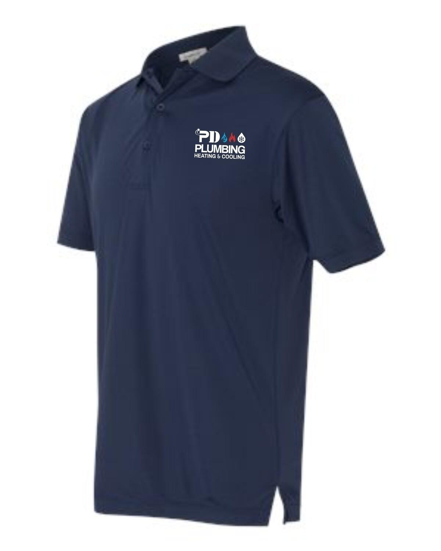 PD Plumbing Polo shirt