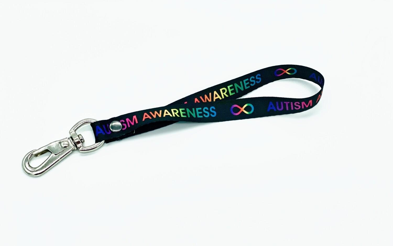 Autism Awareness Infinity wristlet (10 pack)