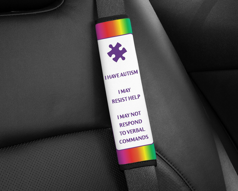 Seat Belt Pads