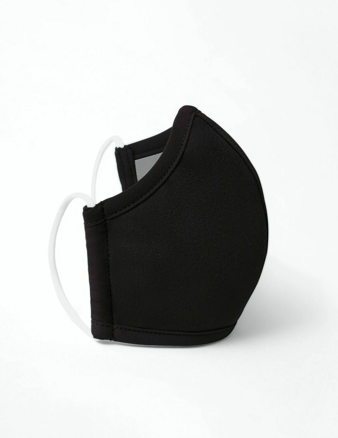 ***Pre-order***YOUTH ANTIMICROBIAL FACE MASK -BLACK