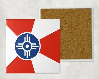 WICHITA FLAG SANDSTONE COASTER
