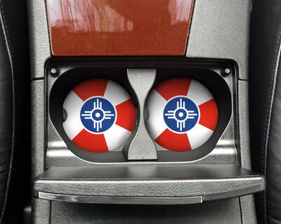 WICHITA FLAG CAR COASTERS