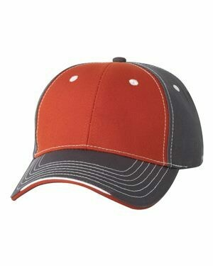 Sportsman - Tri-Color Cap - 9500