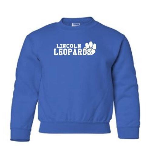 LINCOLN LEOPARDS SWEATSHIRT
