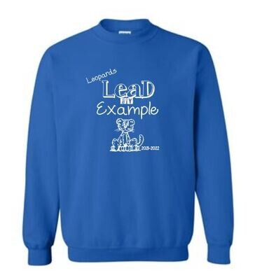 Lincoln Elementary Crewneck Sweatshirt 21-22