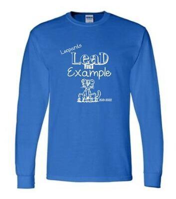 Lincoln Elementary Long Sleeve Shirt 21-22