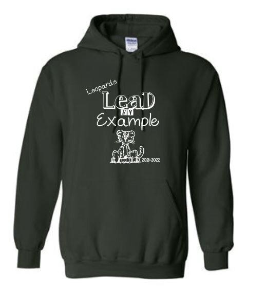 Lincoln Elementary Hooded Sweatshirt 21-22