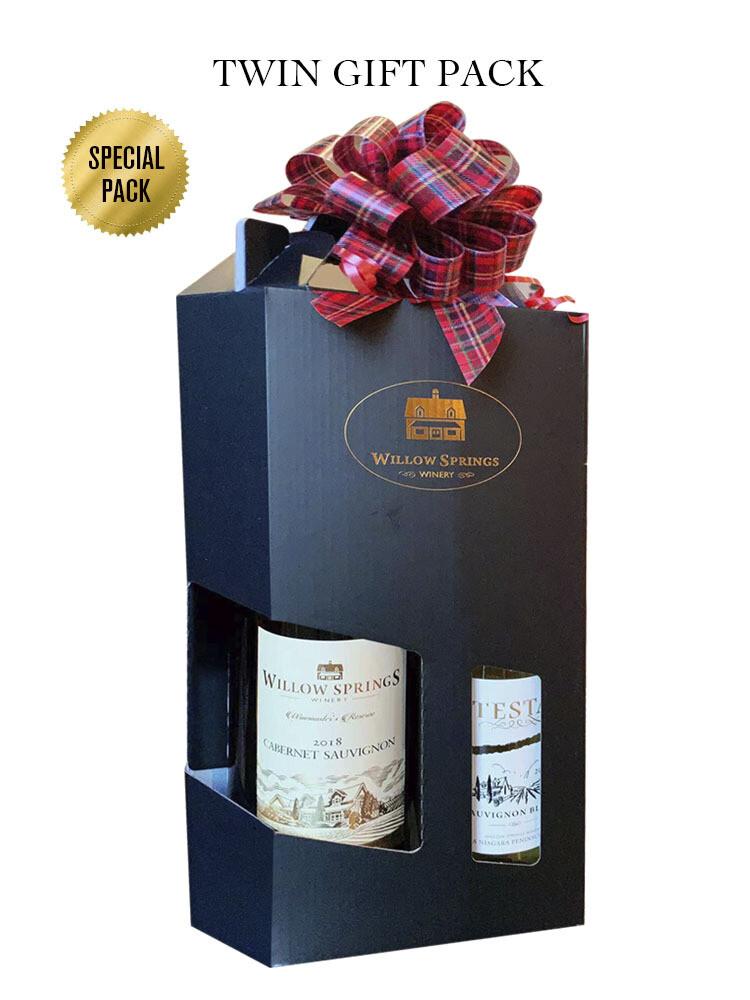 Twin Gift Pack 2016 Sauvignon Blanc & 2018 Cabernet Sauvignon