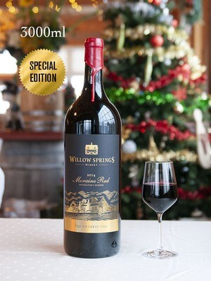 2014 MORAINE RED 3000ml