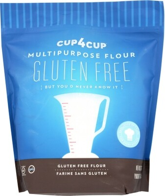 Cup 4 Cup Gluten Free Multipurpose Flour 3 Lbs