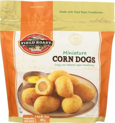 Field Roast Corn Dog Minis Vegan