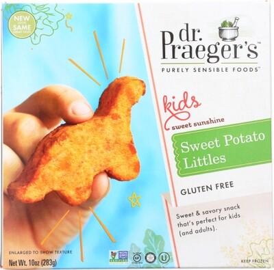 Dr. Praeger Littles Sweet Potato Gluten Free 18 Pc