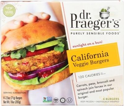 Dr. Praeger California Veggie Burger