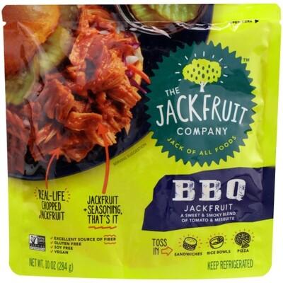 Jackfruit Jackfruit BBQ
