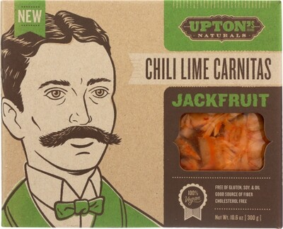 Upton's Naturals Jackfruit Chili Lime