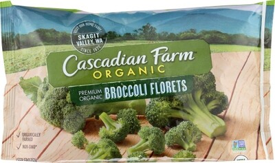 Cascadian Farms Frozen Broccoli Florets
