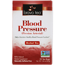 Bravo Tea Blood Pressure