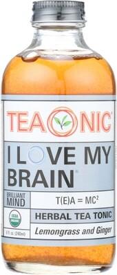 Teaonic Tea Love My Brain