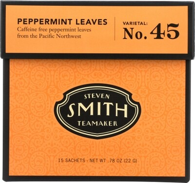 Smith Herbal Peppermint Tea