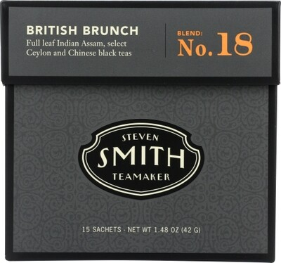 TEA BLK BRITISH BRUNCH      NO18