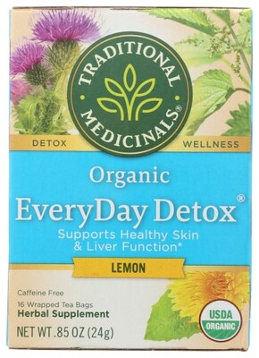 Traditional Medicinal Tea- Every Day Detox