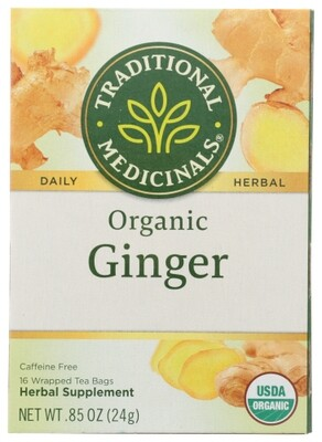 Traditional Medicinal Tea- Ginger