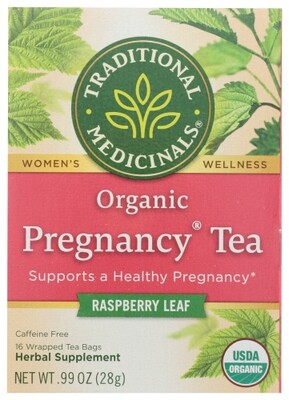Traditional Medicinal Tea- Pregnancy Tea