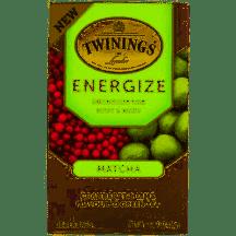 TEA ENERGIZE MATCHA CRAN LIME