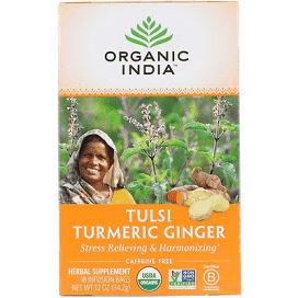 OG India Tea Rooibos Tumeric