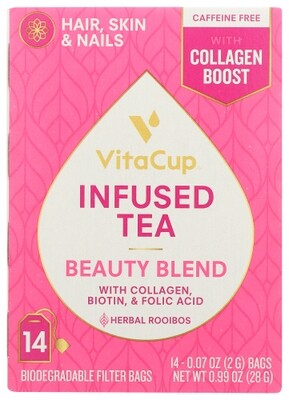 TEA BAG BEAUTY BLEND