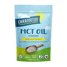 Carrington MCT Oil Powder 5 Oz