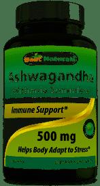 Best Naturals Ashwagandha  Vcaps